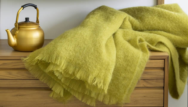 brun plaid mohair